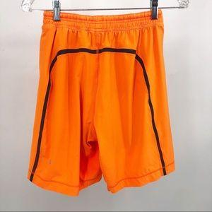 Lululemon Shorts Men's Long Length Orange Small